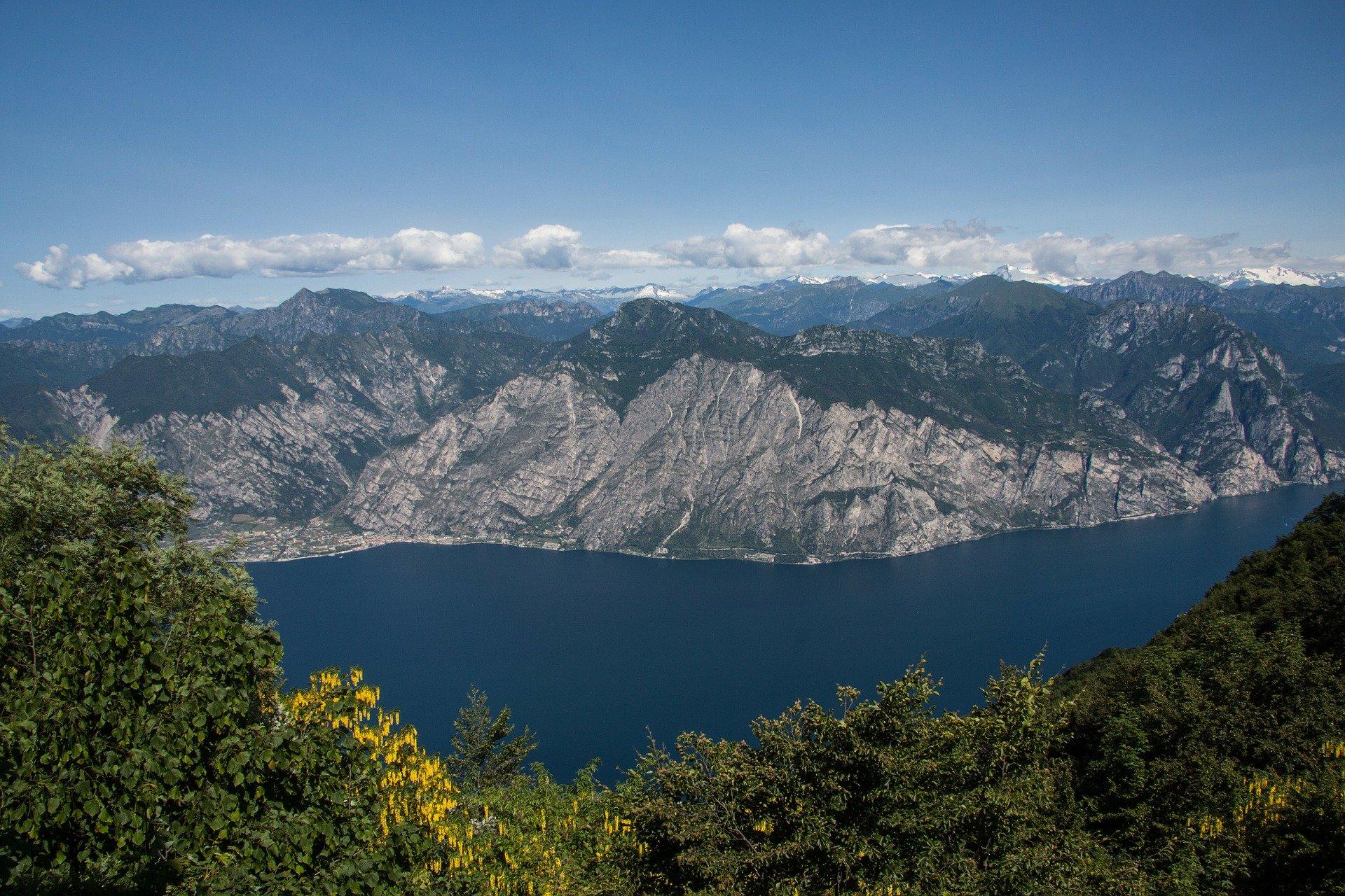 V okolí Lago di Garda si užijete báječnou italskou dovolenou
